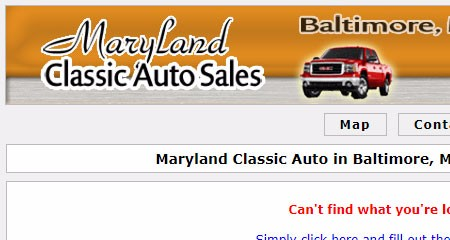 Mid atlantic autos cars for sale in reisterstown md for Eastern motors on pulaski highway
